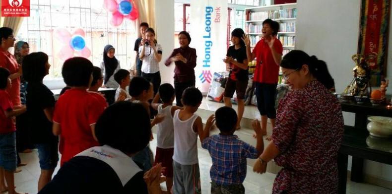 Hong Leong Care Visit