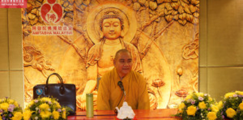 """How to resolve the 3 negative karmic ties"" Dharma Talk"