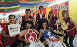 3 Steps 1 bow Pilgrimage & Blood Donation