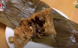 Recipe Sharing: Vegan Bak Zhang (Dumplings)