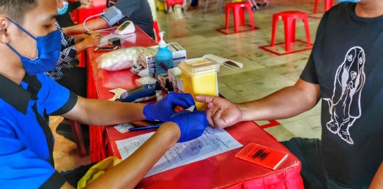 Donate Blood Donate Love